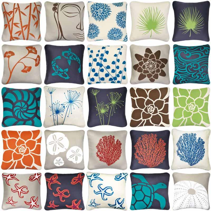 Peoria Accent Pillows